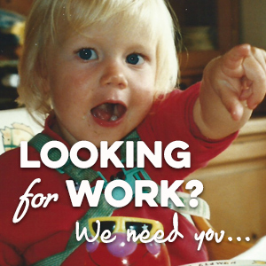 Manchester Nanny Agency - part of Network 0 to 5 - recruiting nannies